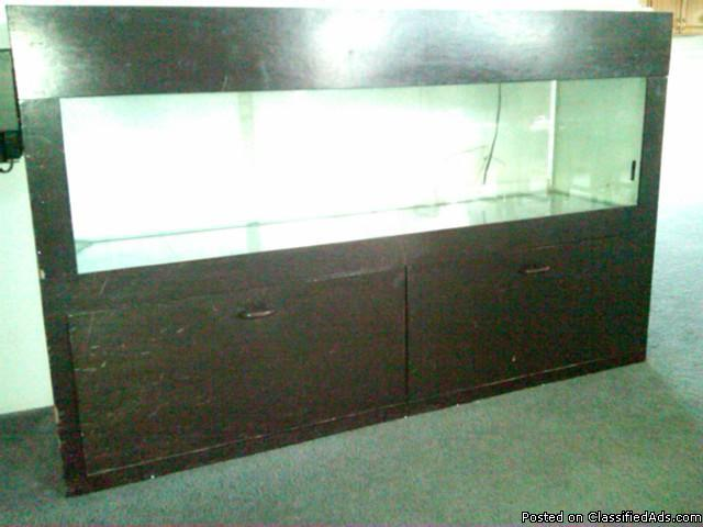 55 gallon fish tank cabinet - 55 Gallon Fish Tank Cabinet for ...