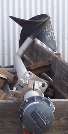 M1754 McCrometer propeller flowmeter. - Price: 1,250.00