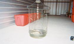 This is a fine cage the retail on this cage is 150.00