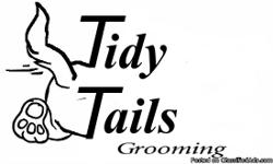 """NO ASSEMBLY LINE GROOMING"" Give your dog a great experience like no other when grooming. Specializing in cage free grooming. With 25+ years experience we will take special care of your pet while they play with others and get that spa treatment at"