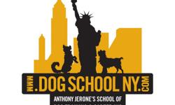 ********* Next Class Starts on January 7th, 2013 ********* Anthony Jerone's School of Dog Training & Career, Inc. is Licensed by the New York State Bureau of Education to train people to become a certified animal behavior consultant, certified