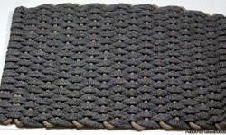To order and view our entire collection go to rockportdoormats.com   Rockport soft rope pet mats make great gifts for your best friend These hand woven soft rope pet mats are something your pet will love no matter where you place it.  On the